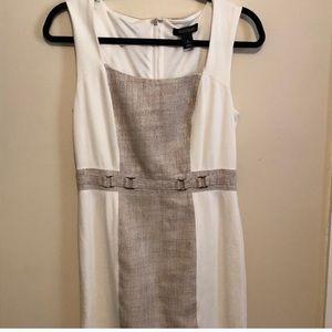 White House Black Market Dress- Size 4